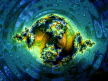Expanding World, Fractal Art