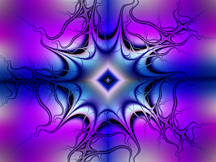 Diamond, Fractal Art