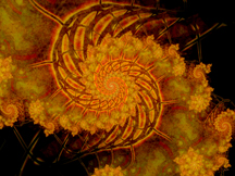 Energizing, Fractal Art
