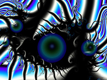 Eyes for you, Fractal Art