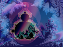 Prayer, Fractal Art